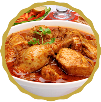 57. Chicken Curry